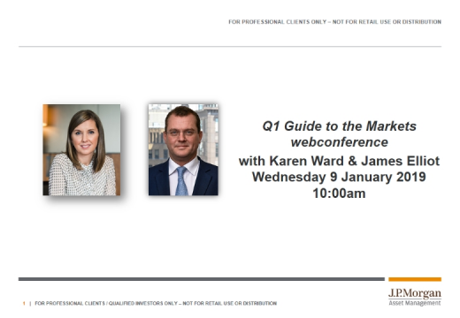 Q1 Guide to the Markets with Karen Ward (60 minutes)