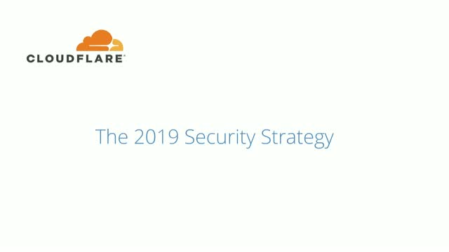 The 2019 Security Strategy from the former CSO of Facebook and Uber
