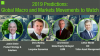 2019 predictions - Global Macro and Markets Movements to Watch
