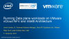 Optimizing Data Plane intensive NFV workloads on VMware vCloud NFV and Intel®
