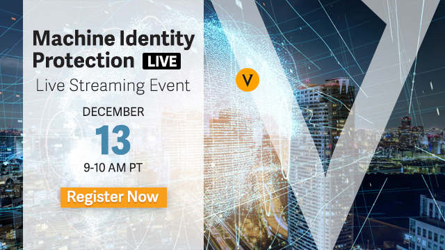 Machine Identity Protection LIVE