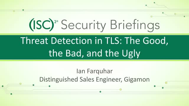 Threat Detection in TLS: The Good, the Bad, and the Ugly