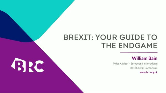 Brexit: Ask the Expert