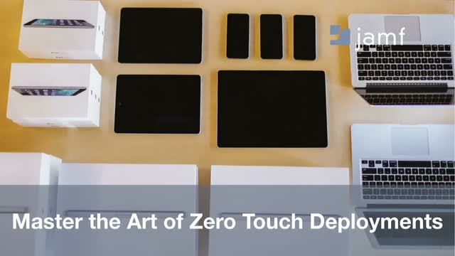 Master the Art of Zero-Touch Deployments