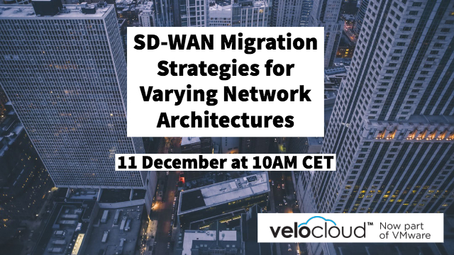 SD-WAN Migration Strategies for Varying Network Architectures