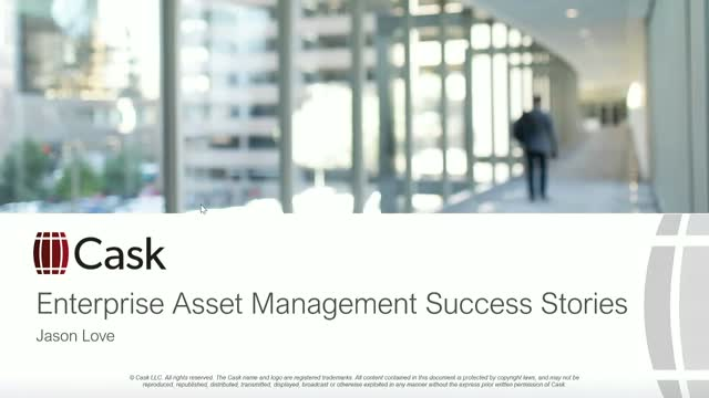 Enterprise Asset Management Success Stories