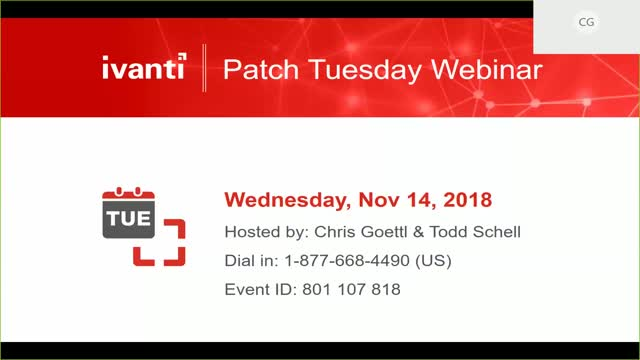 November Patch Tuesday Analysis