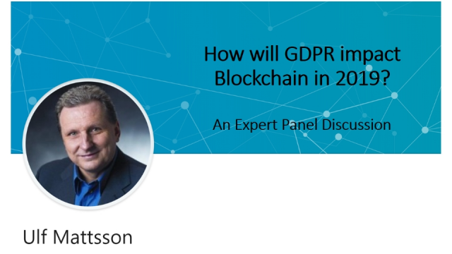 How will regulations impact cloud and blockchain in 2019?