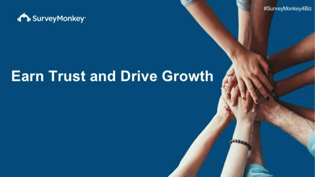 Earn Trust and Drive Growth