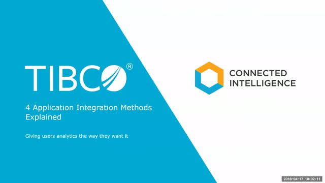 Four Application Integration Methods Explained
