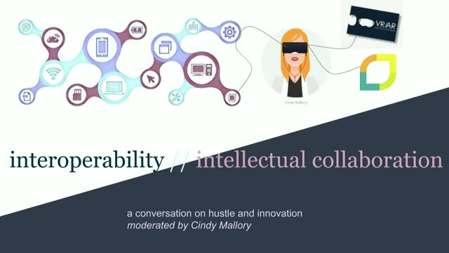 Blockchain interoperability and co-opetition
