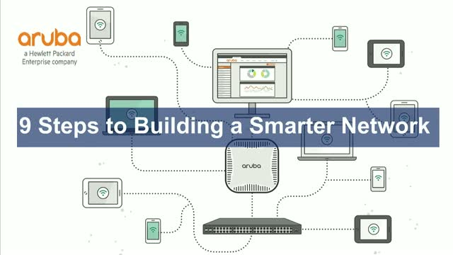 9 Steps to Building a Smarter Network