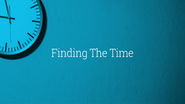 Part 3: Personal Development Essentials - How to Find the Time