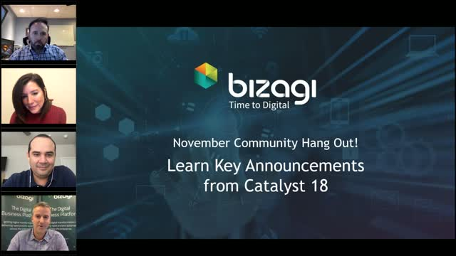 Learn Key Announcements from Catalyst 18