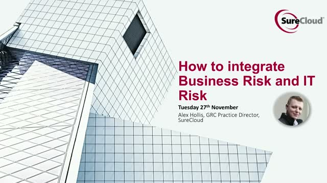 How to integrate Business Risk and IT Risk
