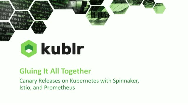 Canary Releases on Kubernetes with Spinnaker, Istio, and Prometheus