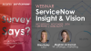 2018 Service Management Executive Vision Report: The State of ServiceNow