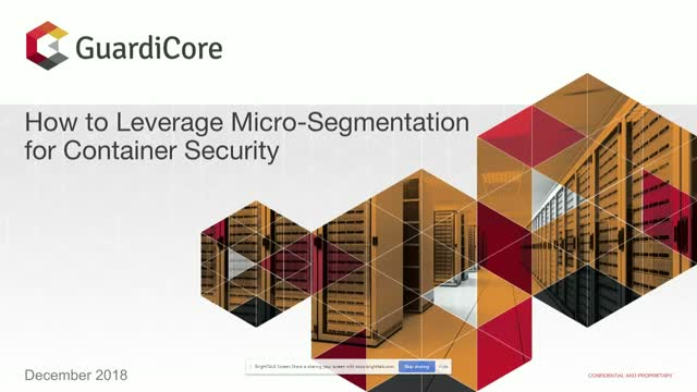 How to Leverage Micro-Segmentation for Container Security