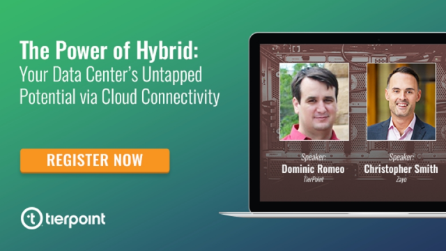 The Power of Hybrid: Your Data Center's Untapped Potential w/ Cloud Connectivity
