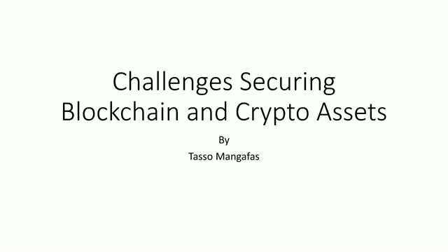 Challenges of Key Management in Blockchain