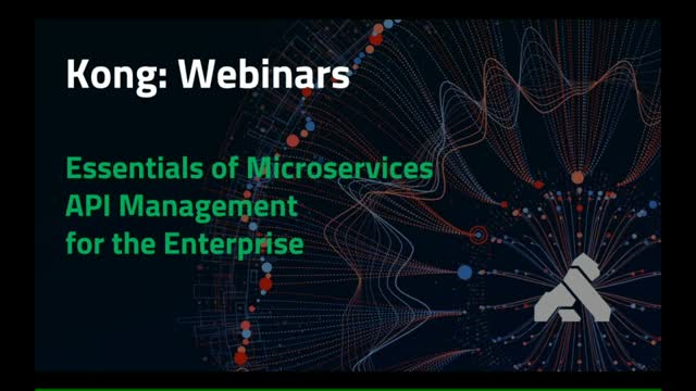 Essentials of Microservices API Management for the Enterprise