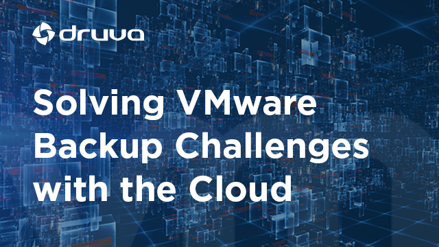 Solving VMware Backup Challenges with the Cloud