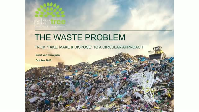 Amity Insight: The Waste Problem