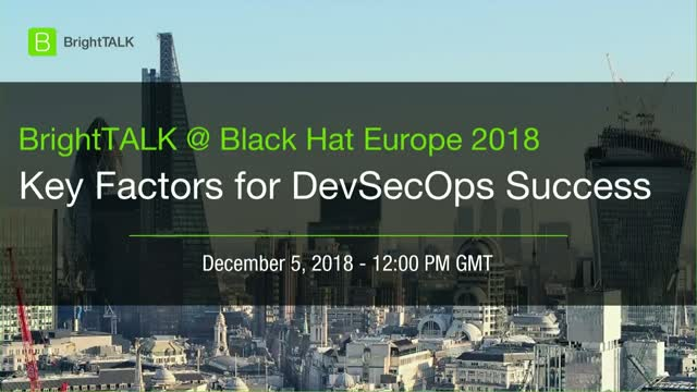 Key Factors for DevSecOps Success