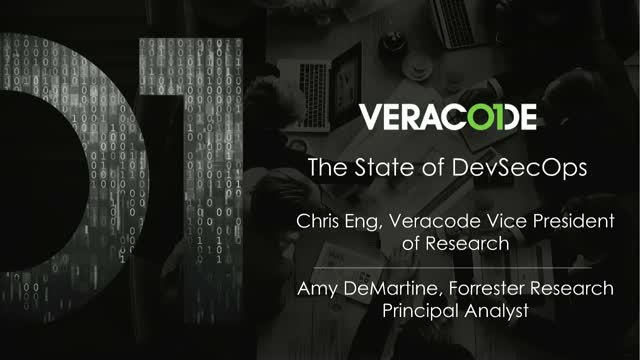 The State of DevSecOps - Featuring Amy DeMartine of Forrester Research