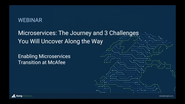 Microservices: The Journey and 3 Challenges You Will Uncover Along the Way