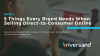 5 Things Every Brand Needs When Selling Direct-to-Consumer Online
