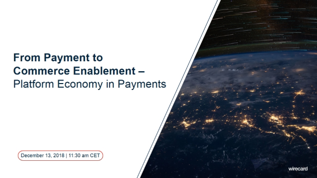 Digital Commerce Platform - From Payments to Full Business Enablement