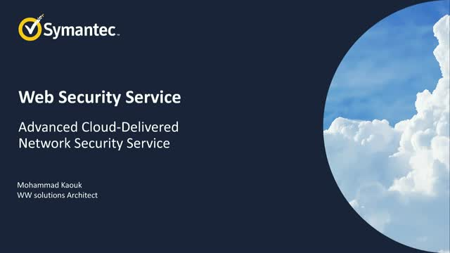 Technical Education Series: Securing the Cloud Approach (re-run)