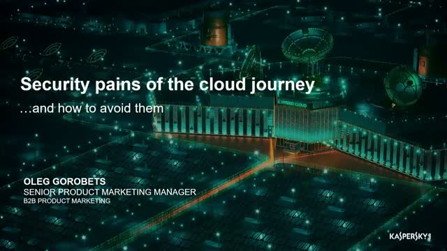Security perils of the cloud journey – and how to avoid them