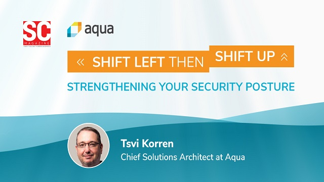 Shift Left and Then Shift Up: Strengthening Your Security Posture
