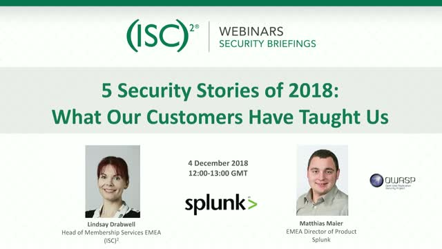 5 Security Stories of 2018: What Our Customers Have Taught Us
