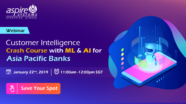 Customer Intelligence Crash Course with ML & AI for Asia Pacific Banks