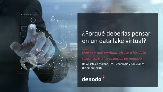 ¿Por qué deberías pensar en un data lake virtual?