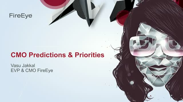 CMO Priorities for 2019