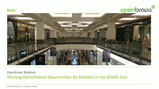 Winning Omnichannel Opportunities for Retailers in the Middle East