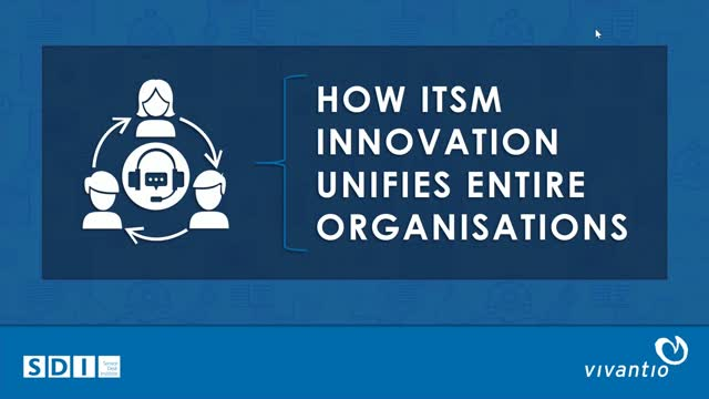 How ITSM Unifies Entire Organisations