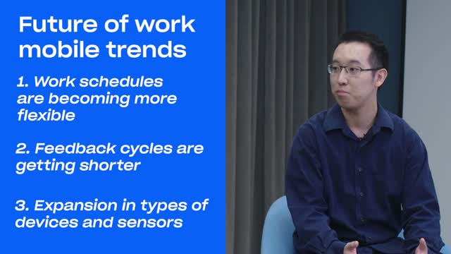 The Future of Work: Mobile Trends