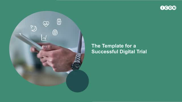 The Template for a Successful Digital Trial
