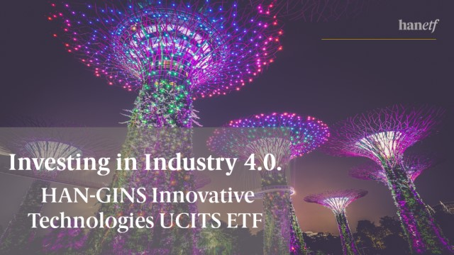 Investing in Industry 4.0