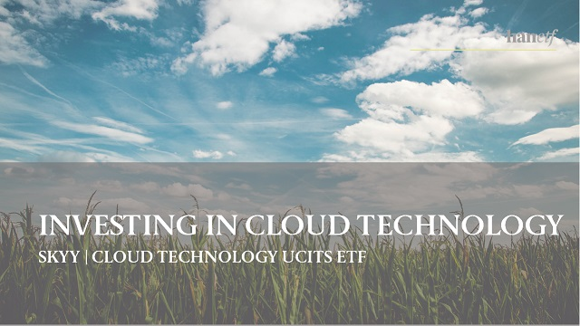 Investing in Cloud Technologies
