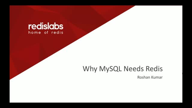 Why Your MySQL Needs Redis