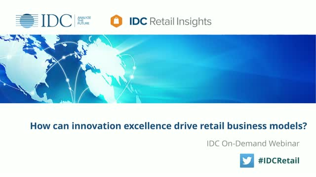 How can innovation excellence drive retail business models?