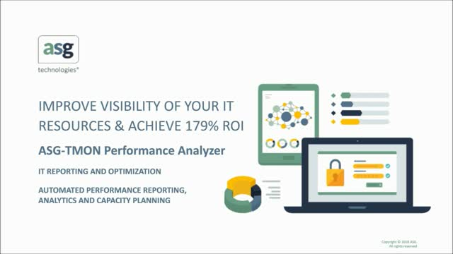 Improve Visibility of Your IT Resources & Achieve 179% ROI