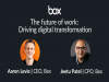 The Future of Work: Driving Digital Transformation