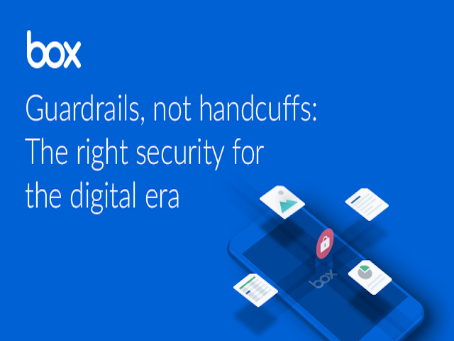Guardrails, not Handcuffs: The Right Security for the Digital Era